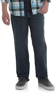 Wrangler Blue Royal Indigo Boys US Size 14 Athletic Fit Denim Jeans