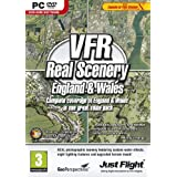 VFR Real Scenery England & wales (PC) (輸入版)