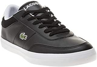 Lacoste Court Master Boys Sneakers Black