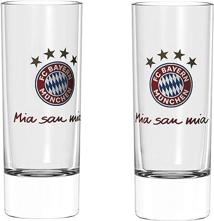 FC Bayern Blanc Verre /à bi/ère 0,5/l