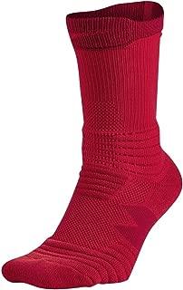 Men Elite Versatility Basketball Crew Socks