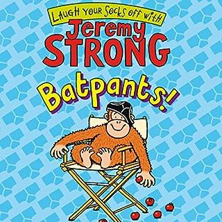Batpants! cover art