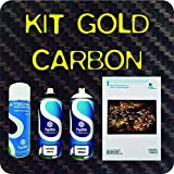 kit carbono gold hidroimpresion activador water transfer printing hidroimpresion hidrografia hydrographics 400 ml