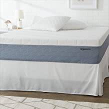 AmazonBasics Cooling Gel-Infused, Medium-Firm, Memory Foam Mattress, CertiPUR-US Certified - 12 Inch, Queen