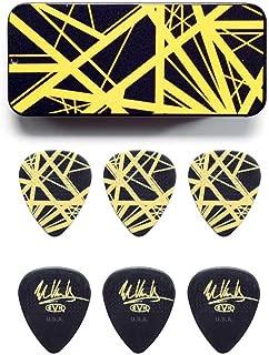 Dunlop Eddie Van Halen EVH Pick Tin EVHPT04 w/Bonus RIS Pick (x1) 710137091160