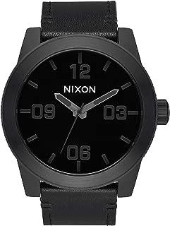 Best nixon corporal leather strap Reviews
