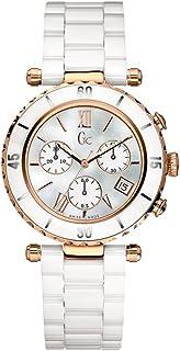 GUESS - Reloj Análogo clásico para Hombre de Cuarzo con Correa en Acero Inoxidable 47504M1