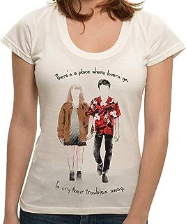 Camiseta The End of The F****** World Feminina