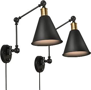 wall mounted nightstand light