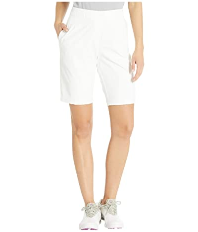 Nike Golf 10 Flex UV Victory Shorts (White/White) Women