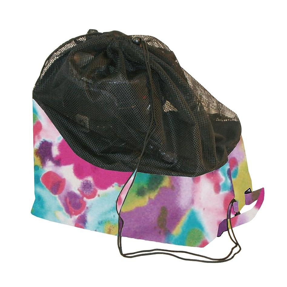 懇願する量皿blp(ビーエルピー) MESH BOOTS BAG II メッシュブーツバッグⅡ B359 FLOWERS(フラワーズ)