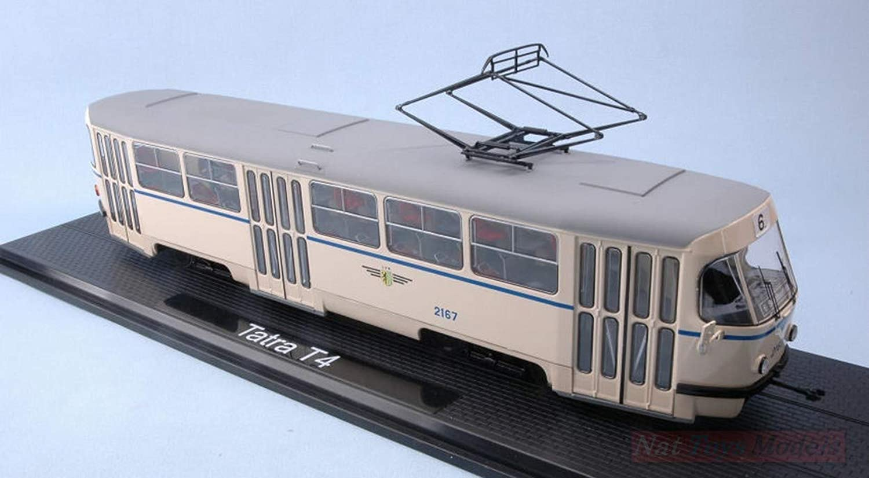 Todo en alta calidad y bajo precio. NEW Premium CLASSIXX PCL47095 Tatra T4 LEIPZIGER Transport Transport Transport Service Tram 1 43 Model  Tienda 2018