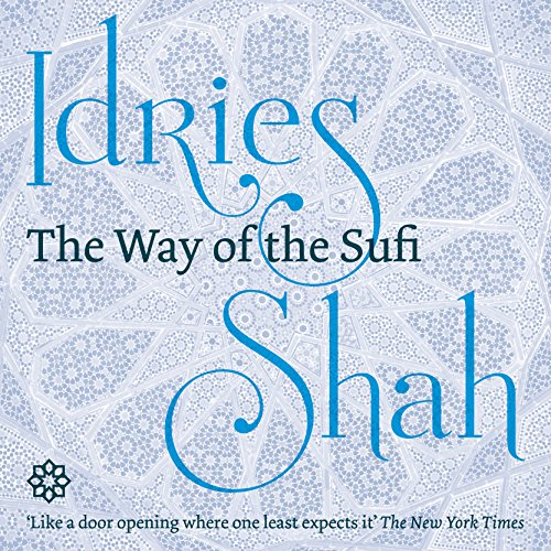 The Way of the Sufi  audiobook cover art