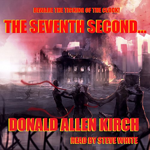 The Seventh Second audiobook cover art