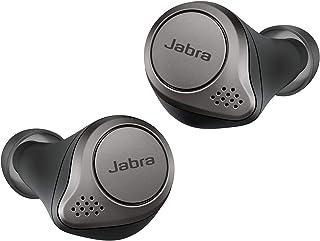 Jabra ノイズキャンセリング 完全ワイヤレスイヤホン Elite 75t チタニウムブラック Bluetooth® 5.0 マルチポイント [国内正規品]