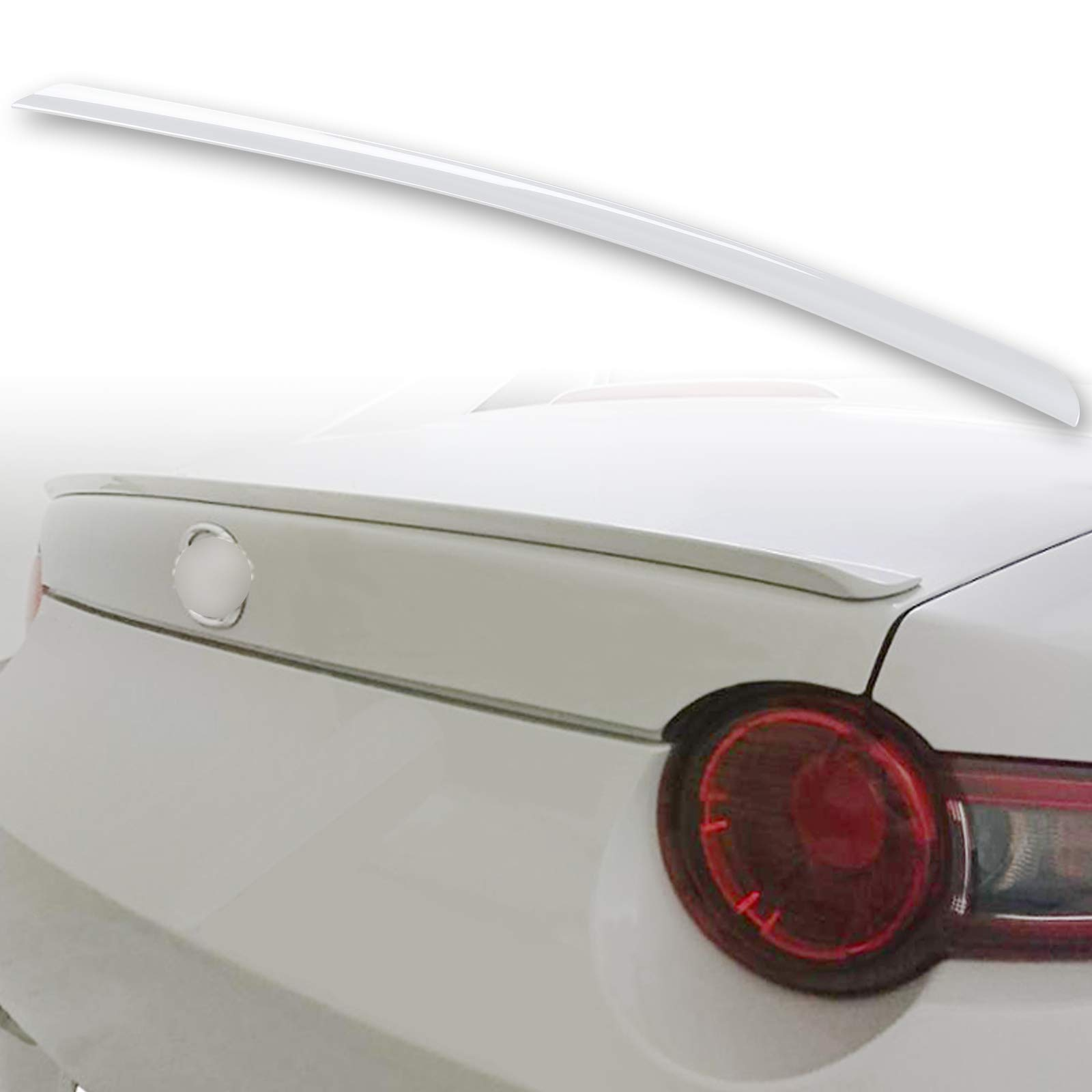 Wing Mirrors World TRIUMPH SPRINT GT 1050 Oxford Motorcycle Bumper Essential Tank Protector White