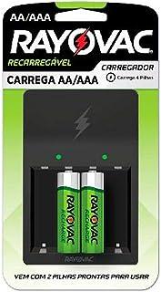 CARREGADOR PILHAS AA/AAA PS132-2BR
