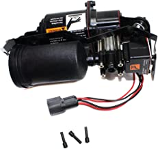 Air Suspension Compressor compatible with LINCOLN TOWN CAR 98-02 With Air Dryer