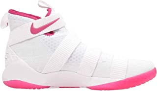 lebron pink shoes