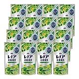 レノア 本格消臭 フレッシュグリーンの香り つめかえ用 480ml×16個