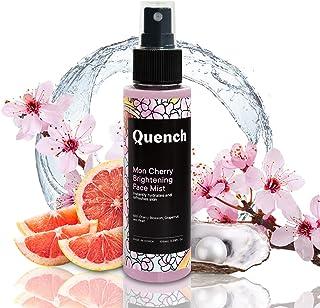 Sponsored Ad - Quench Botanics Mon Cherry Brightening Face Mist | Hydrates and Rejuvenates Skin | with Cherry Blossom, Gra...