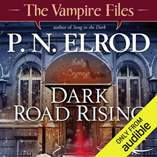 Dark Road Rising     Vampire Files, Book 12              By:                                                                                                                                 P. N. Elrod                               Narrated by:                                                                                                                                 Johnny Heller                      Length: 11 hrs and 29 mins     1 rating     Overall 5.0