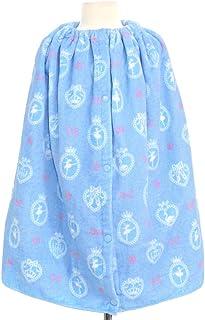 夏色笑顔のラップタオル・プールタオル【巻きタイプ】 バレリーナインミラー(タオル) 日本製 N4903100