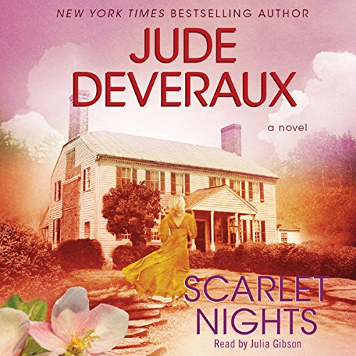 Couverture de Scarlet Nights