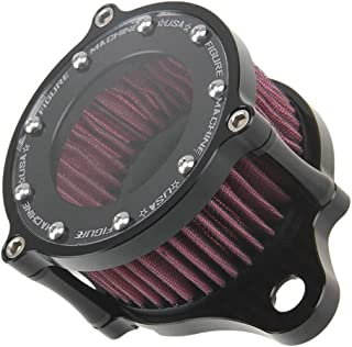 Airkoul Air Cleaner Intake Filter Kit For Harley Davidson Sportster Aluminum Fence Type