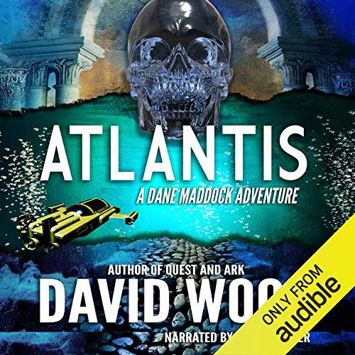Atlantis: Dane Maddock, Book 6