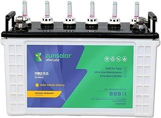 ZunSolar 150Ah 12 Volt Power Plus Series Solar Battery