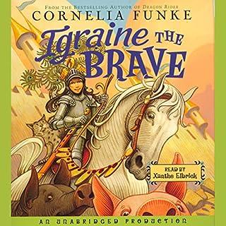 Igraine the Brave audiobook cover art