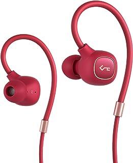 Aukey Wireless earphone In Ear, Red, EP-B80