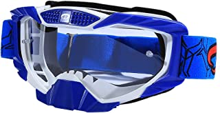 Best pit bike helmets and goggles Reviews