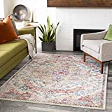 Artistic Weavers Odelia Area Rug, 7'10' x 10'3', Blush/Yellow