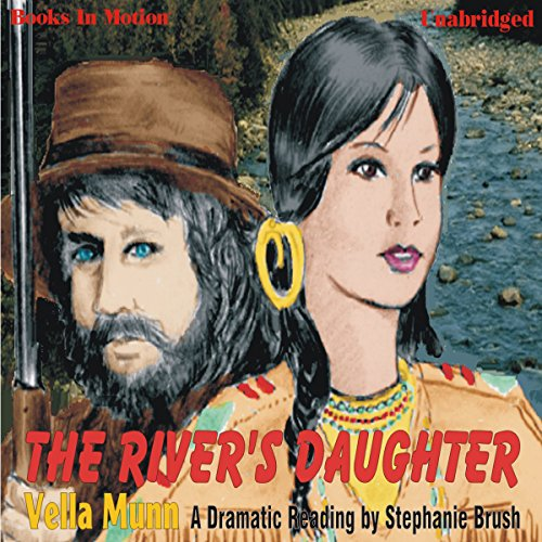 The River's Daughter audiobook cover art
