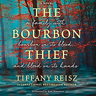 The Bourbon Thief cover art