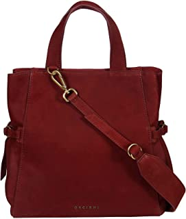 Luxury Fashion   Orciani Womens B02067SOFTRUBY Red Handbag   Fall Winter 19