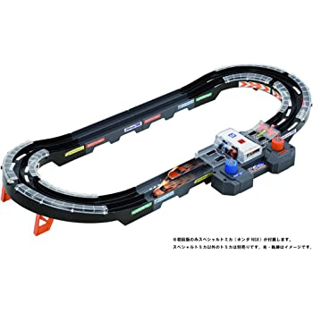 トミカ スピードウェイ GO!GO! アクセルサーキット (スペシャルトミカ同梱版)
