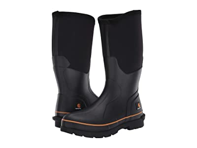 Carhartt Mudrunner 15 Non-Safety Waterproof Rubber Boot (Black) Men