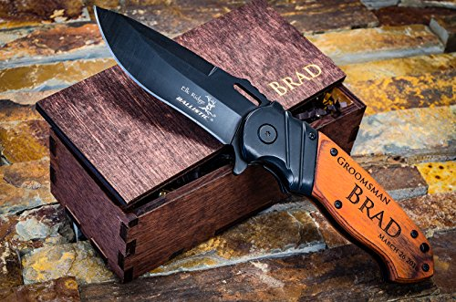 Personalized Folding Knife
