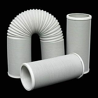 1.5m / 2m / 3m Abluftschlauch Flexibel PP für Klimaanlage Mobil Klimagerät 3m