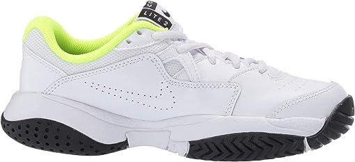 White/Black/Volt