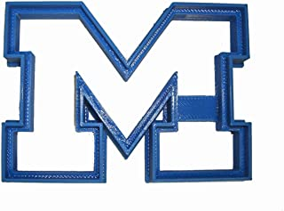 Best university of michigan cupcake toppers Reviews