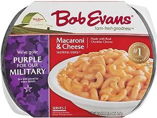 BOB EVANS MACARONI & CHEESE PASTA 20 OZ PACK OF 2