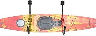 WilTec Soporte Pared Kayak Almacenaje Sujeción Pared Canoa