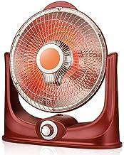LBSX Resistente a la Sala de Estar de Doble Uso Respetuoso del Medio Ambiente PP de Alta Temperatura compartida Oficina de Escritorio Asar Estufa 900W Red de refrigeración y calefacción