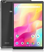 """Dragon Touch Notepad Y80 8 inch Tablet, 2GB RAM 32GB Storage, Android 9.0 Pie Android Tablet, Quad-Core, 8"""" IPS HD Display, 8MP Rear Camera, Wi-Fi Only, Black"""
