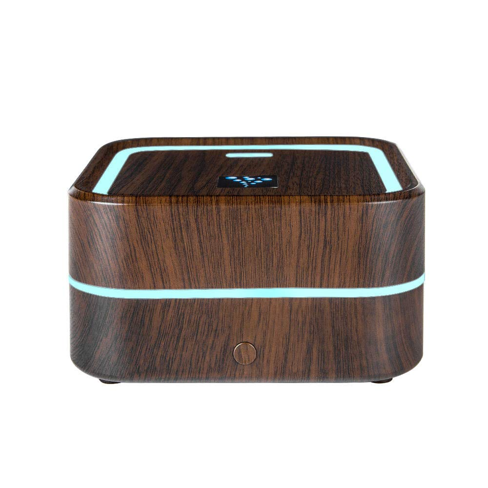 For Sales Bedroom Home Mist Humidifiers Wood Mute Max 70% OFF Grain Humidifier