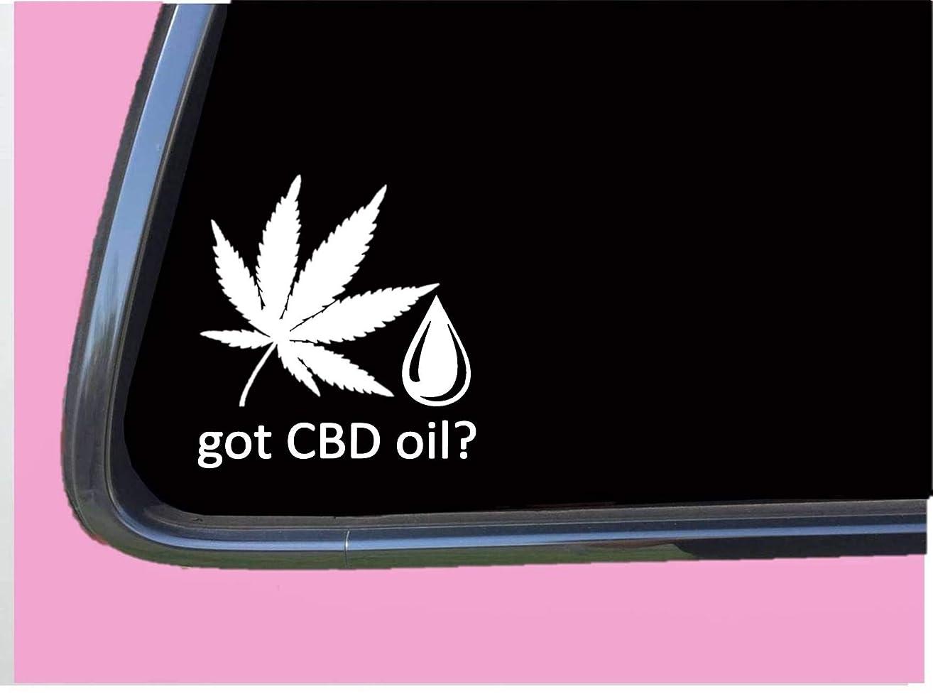 got CBD oil Sticker TP 636 6